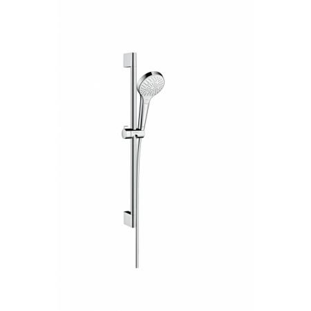 Hansgrohe Croma Select S Multi Zestaw prysznicowy 65 cm chrom/biały 26560400