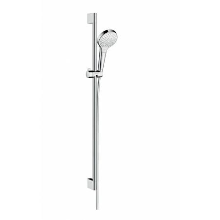 Hansgrohe Croma Select S Multi Zestaw prysznicowy 90 cm chrom/biały 26570400
