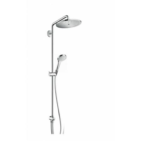 Hansgrohe Croma Select S Reno 280 1jet Zestaw prysznicowy, chrom 26793000