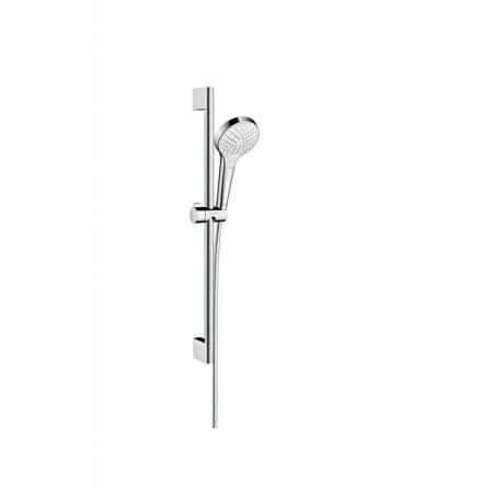 Hansgrohe Croma Select S Vario Zestaw prysznicowy 65 cm, chrom/biały 26562400