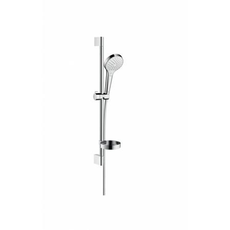 Hansgrohe Croma Select S Vario Zestaw prysznicowy 65 cm chrom/biały 26566400