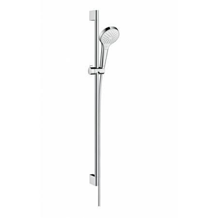 Hansgrohe Croma Select S Vario Zestaw prysznicowy 90 cm chrom/biały 26572400