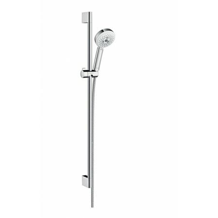 Hansgrohe Crometta 100 Multi Zestaw prysznicowy 90 cm chrom/biały 26656400