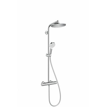 Hansgrohe Crometta S 240 Zestaw prysznicowy EcoSmart chrom 27268000