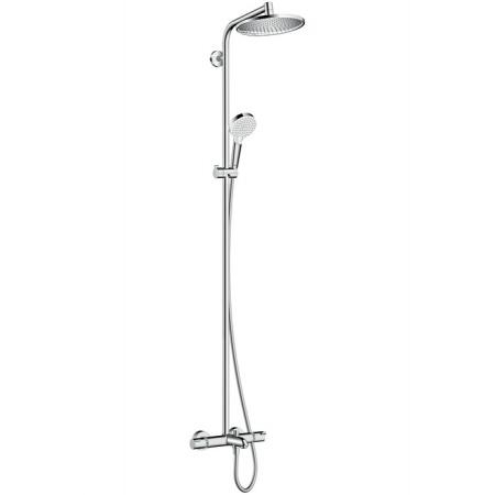 Hansgrohe Crometta S 240 Zestaw prysznicowy wannowy, chrom 27320000