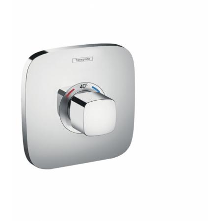 Hansgrohe Ecostat E Bateria wannowo-prysznicowa podtynkowa z termostatem, chrom 15705000
