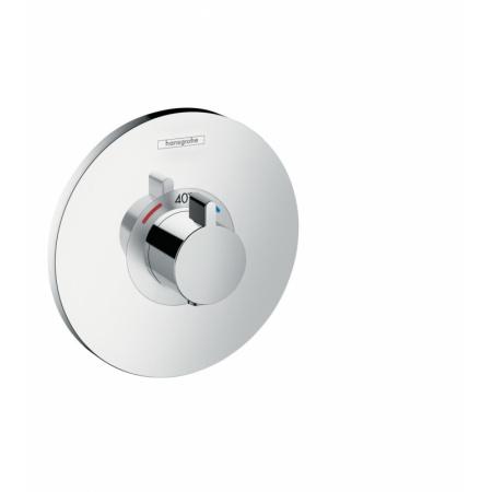 Hansgrohe Ecostat S Bateria wannowo-prysznicowa podtynkowa z termostatem chrom 15755000