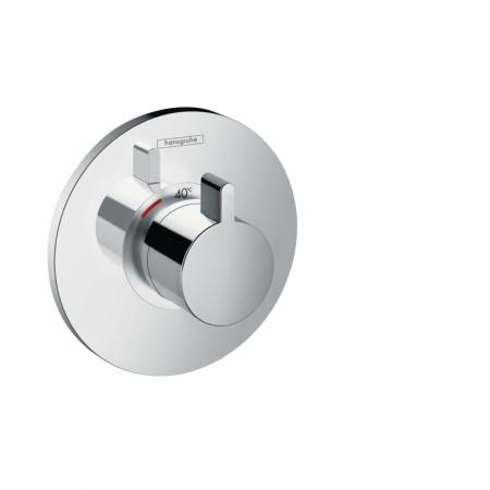 Hansgrohe Ecostat S Bateria wannowo-prysznicowa podtynkowa z termostatem chrom 15756000