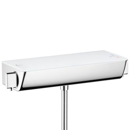 Hansgrohe Ecostat Select Bateria prysznicowa z termostatem natynkowa, biały/chrom 13161400