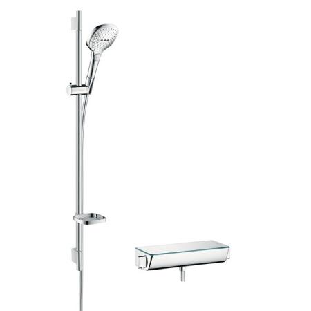 Hansgrohe Ecostat Select E 120 Combi Zestaw prysznicowy 90 cm, chrom 27039000