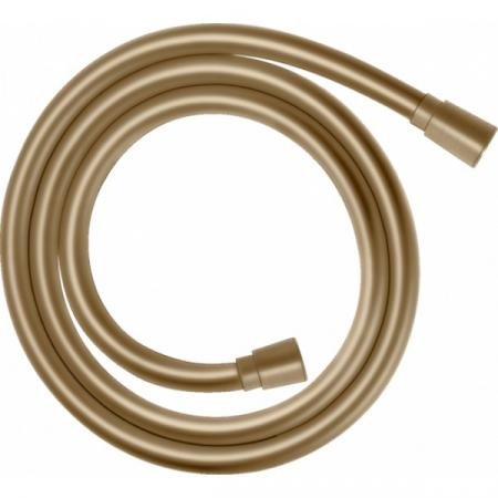 Hansgrohe Isiflex Wąż prysznicowy 160 cm, brąz szczotkowany 28276140