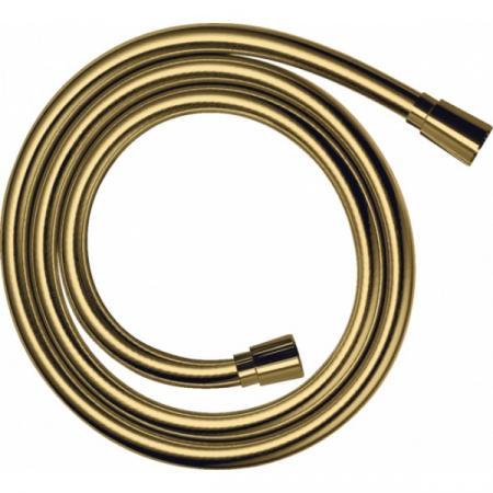 Hansgrohe Isiflex Wąż prysznicowy 160 cm, polerowany złoty optyczny 28276990