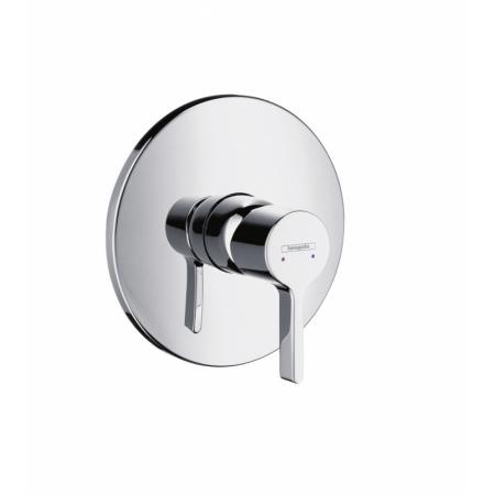 Hansgrohe Metris S Bateria wannowo-prysznicowa podtynkowa chrom 31665000