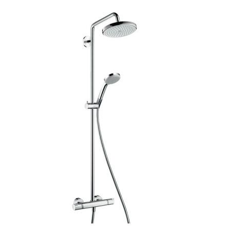 Hansgrohe Croma 220 Zestaw prysznicowy chrom 27185000