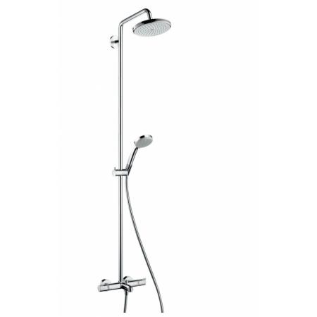 Hansgrohe Croma 220 Zestaw prysznicowy do wanny, chrom 27223000