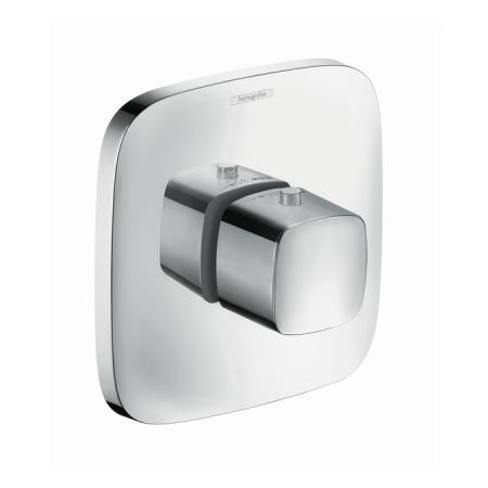 Hansgrohe PuraVida Bateria wannowo-prysznicowa podtynkowa z termostatem chrom 15772000