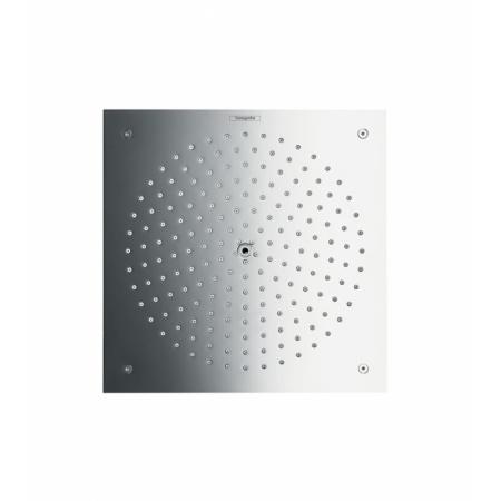 Hansgrohe Raindance Air 1jet Deszczownica kwadratowa 26x26 cm EcoSmart, chrom 26481000
