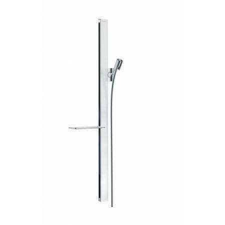 Hansgrohe Raindance E Unica'E Zestaw prysznicowy 90 cm, chrom/biały 27640400