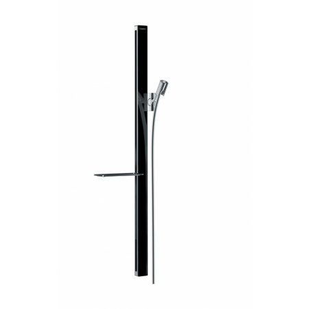 Hansgrohe Raindance E Unica'E Zestaw prysznicowy 90 cm, chrom/czarny 27640600