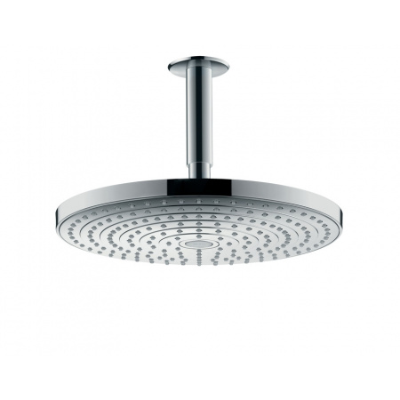 Hansgrohe Raindance Select S 300 Deszczownica z przyłączem sufitowym 10 cm chrom 27337000