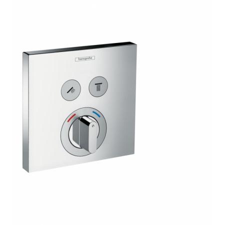 Hansgrohe ShowerSelect Jednouchwytowa bateria prysznicowa podtynkowa, chrom 15768000