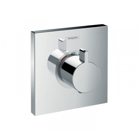 Hansgrohe ShowerSelect Jednouchwytowa bateria prysznicowa termostatyczna podtynkowa HighFlow, chrom 15760000