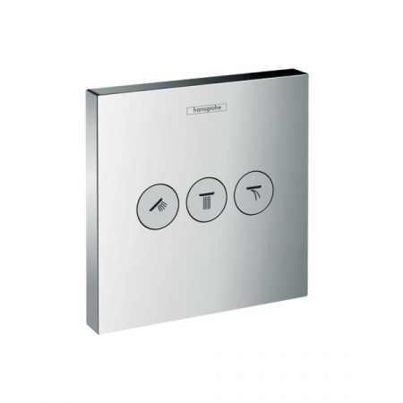 Hansgrohe Shower Select Bateria wannowo-prysznicowa podtynkowa, chrom 15764000