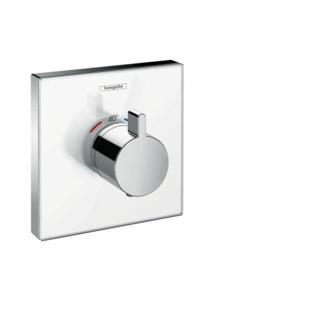 Hansgrohe ShowerSelect Glass Bateria wannowo-prysznicowa podtynkowa chrom 15734400