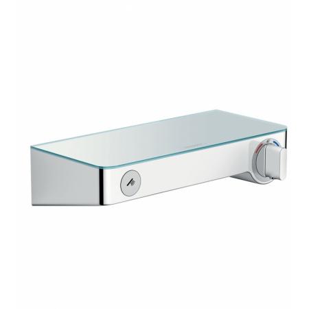 Hansgrohe ShowerTablet Select 300 Bateria prysznicowa z termostatem natynkowa, chrom/biały 13171400