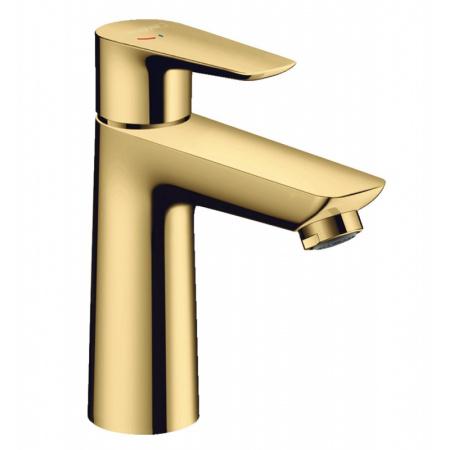 Hansgrohe Talis E Bateria umywalkowa złoty optyczny polerowany 71714990