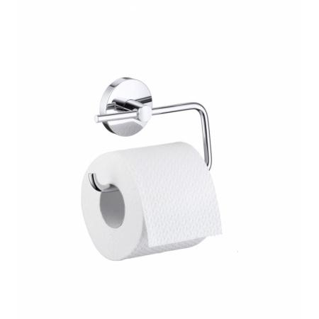Hansgrohe Akcesoria Uchwyt na papier toaletowy, chrom 40526000