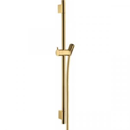 Hansgrohe Unica'S Puro Drążek prysznicowy 65 cm polerowany złoty optyczny 28632990