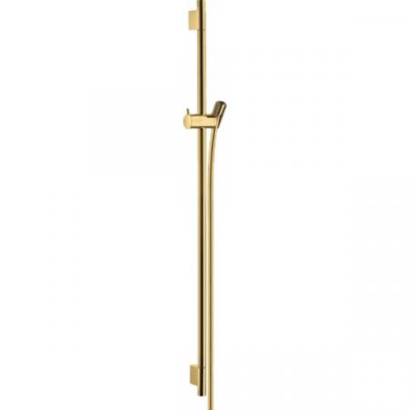Hansgrohe Unica'S Puro Drążek prysznicowy 90 cm polerowany złoty optyczny 28631990