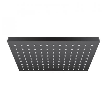 Hansgrohe Vernis Shape Deszczownica 23x17 cm czarny mat 26281670