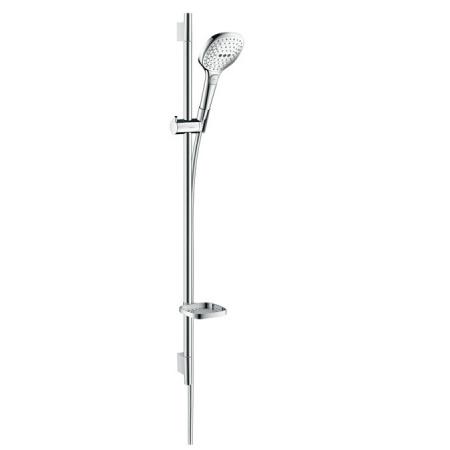 Hansgrohe Raindance Select E Zestaw prysznicowy 90 cm EcoSmart chrom 26623000