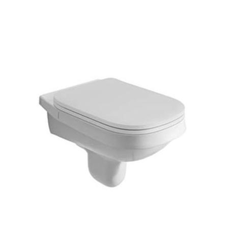 Hatria Abito Toaleta WC podwieszana 35,5x56x30 cm, biała YXX6