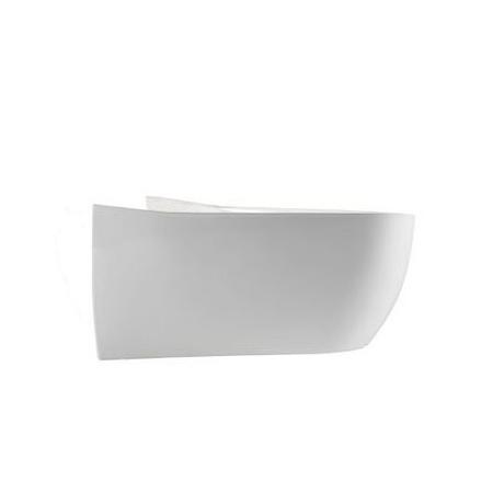 Hatria Abito Obudowa do toalety WC i bidetu, biała YXX8