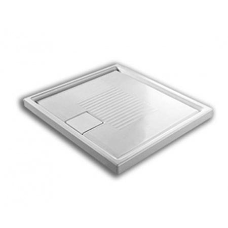 Hatria Lif.St Brodzik prostokątny 90x90x6 cm, biały YXE6