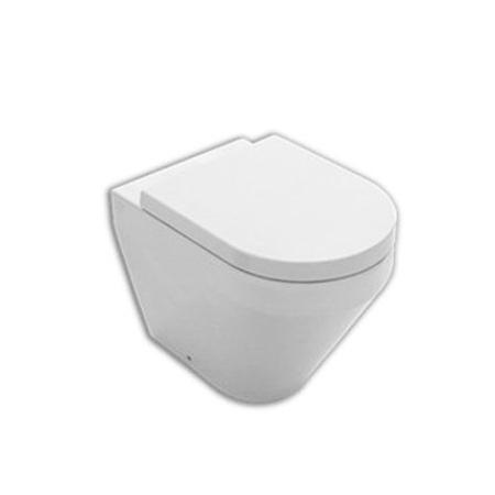 Hatria Daytime Evo Toaleta WC kompaktowa 37x56x41 cm, biała YXV7