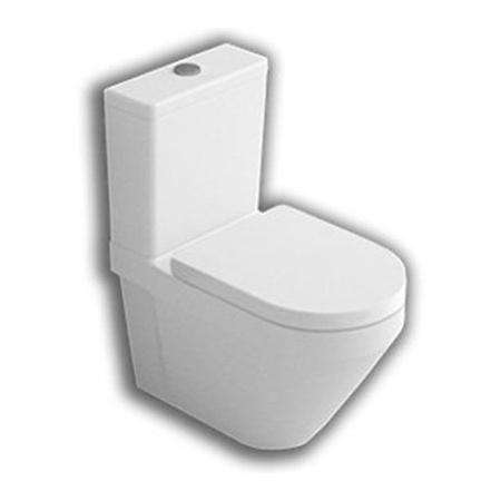 Hatria Daytime Evo Toaleta WC kompaktowa 39x65x41 cm, biała YXV6