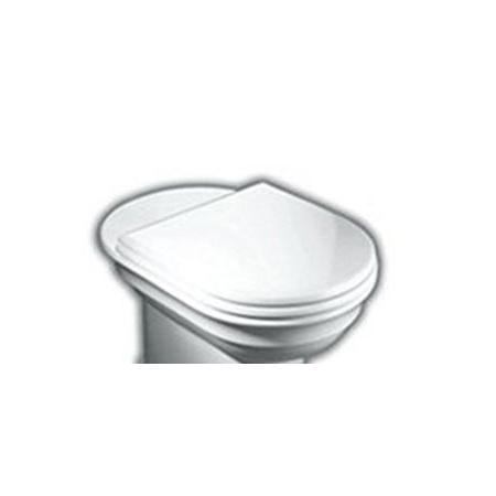 Hatria Dolcevita Deska sedesowa wolnoopadająca, biała YXXR