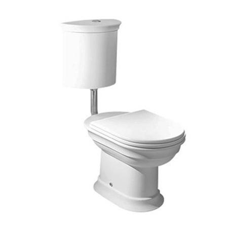Hatria Dolcevita Zbiornik WC kompaktowy 37x19x39 cm, biały Y0U3