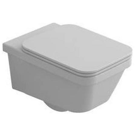 Hatria Erika Pro Q Toaleta WC podwieszana 53x34,5 cm, biała YXJ0