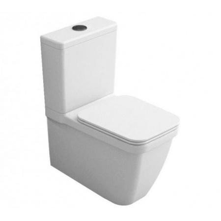 Hatria Erika Pro Q Toaleta WC kompaktowa 37x62,5x41 cm, biała Y1BV