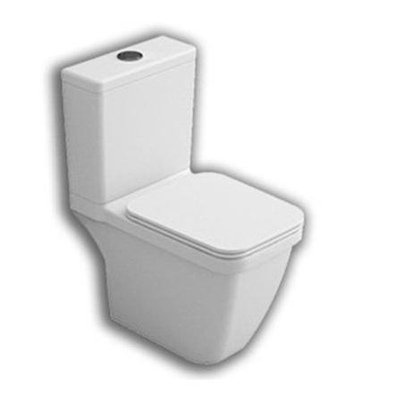 Hatria Erika Pro Q Toaleta WC kompaktowa 37x62,5x41 cm, biała YXJ2