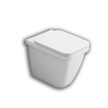 Hatria Erika Pro Q Toaleta WC stojąca 34,5x53x41 cm, biała YXHY