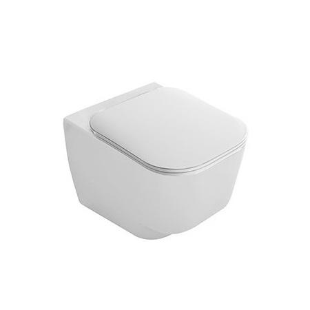 Hatria Fusion 48 Toaleta WC podwieszana 48x35 cm, biała YXZL