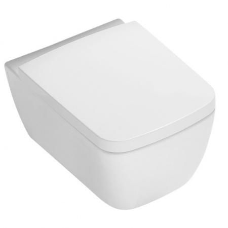 Hatria Fusion Q Toaleta WC podwieszana 53x35,5 cm, biała YXWY