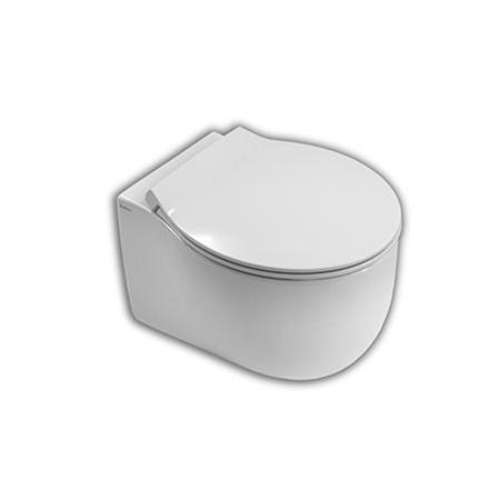 Hatria Le Fiabe 50 Toaleta WC podwieszana 50x36,5cm, biała Y1BT