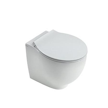 Hatria Le Fiabe 50 Toaleta WC stojąca50x36,5cm, biała Y1E0